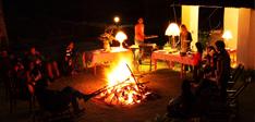 Bonfire & BBQ